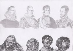 contrast faces