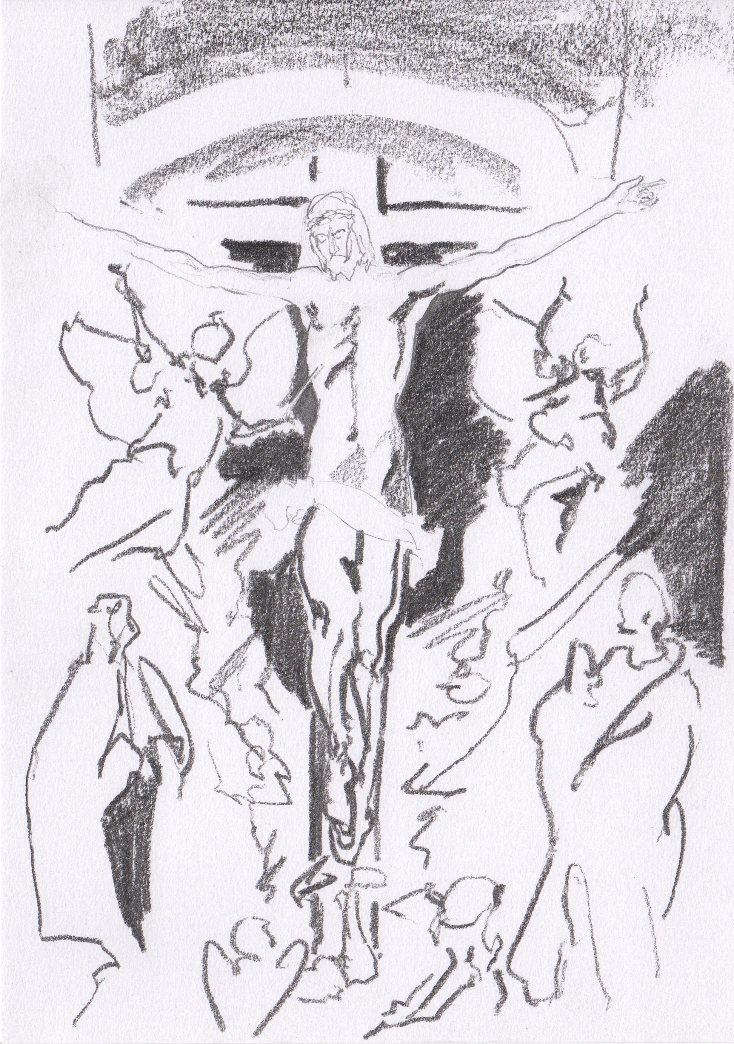 el greco jesus