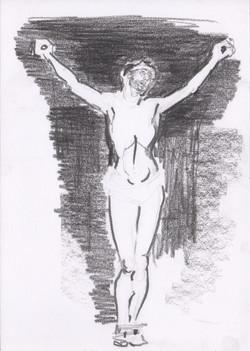 Goya christ