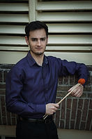 Renato Penêda - Percussionist | Portrait