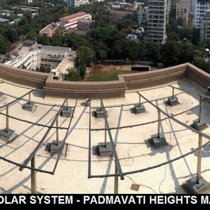 12 KW ON GRID SOLAR SYSTEM - PADMAVATI HEIGHTS MATUNGA CIRCLE