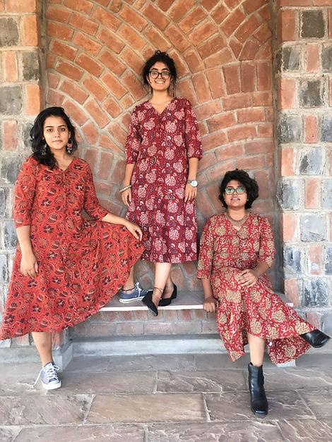 Kumbaya: Cotton Flares Dresses.jpg