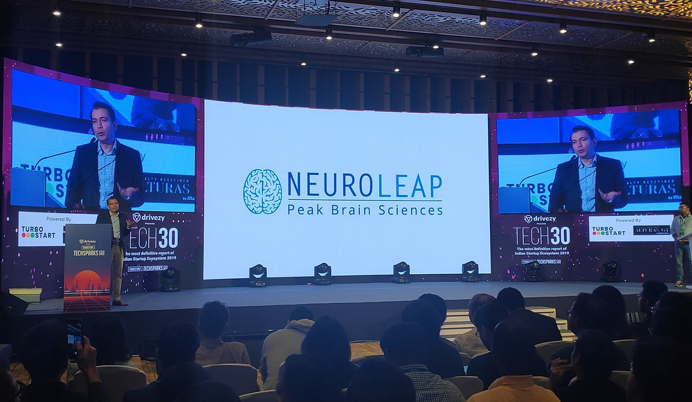 NeuroLeap is a Tech 30 company by Yourstory