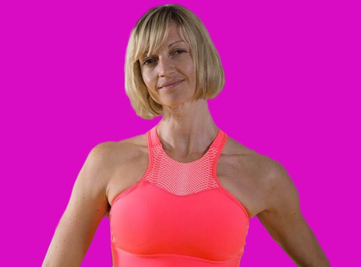 Cindy Jourdain - Former Ballerina & now Celebrity FitnessPro
