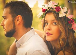 Sesión en pareja - Carmen y Daniel
