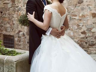 Natalia & Ernesto boda en Cáceres