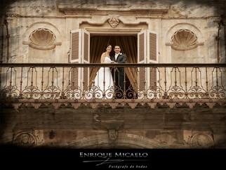 EMMA & IVÁN boda en Salamanca