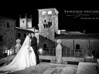 Carmen y Álvaro boda en Cáceres.