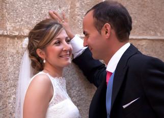 Boda Laura y Antonio en Cáceres