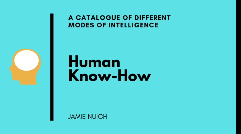 Human Know-How