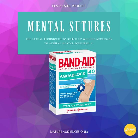 Mental Sutures