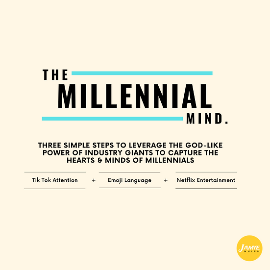 Leverage The Millennial Mind