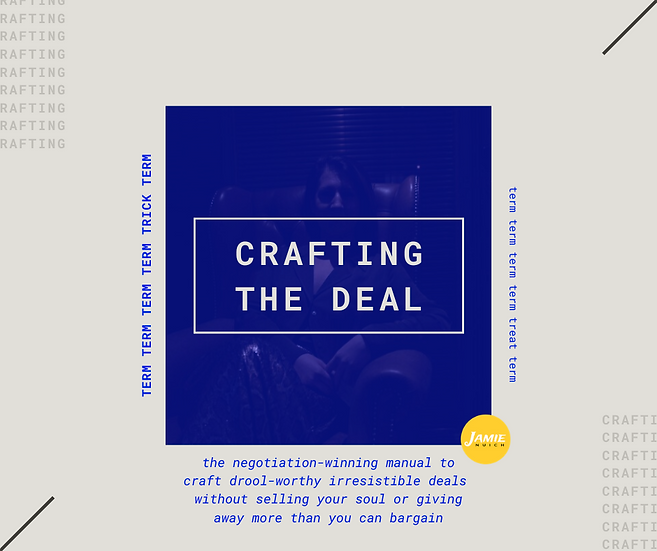 Crafting the Deal