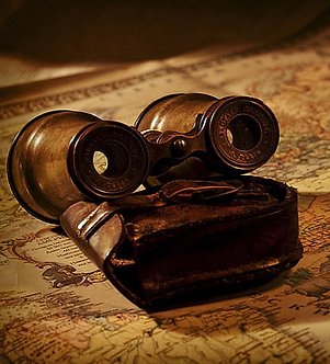 map-compass-binoculars-wallpaper-preview
