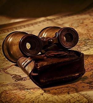 map-compass-binoculars-wallpaper-preview
