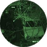 Запись ночью в инфракрасном диапазоне Даже в абсолютно темном помещении без окон (работает инфракрасная подсветка)