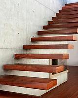 фото консольных лестниц