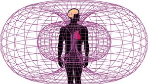 Электромагнитные поля человека.