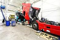 Кузовной ремонт и покраска грузовиков