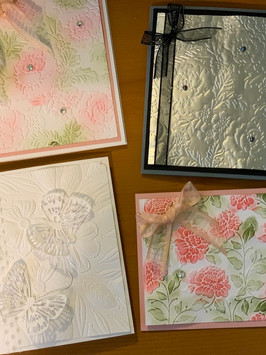 Embossing Tips