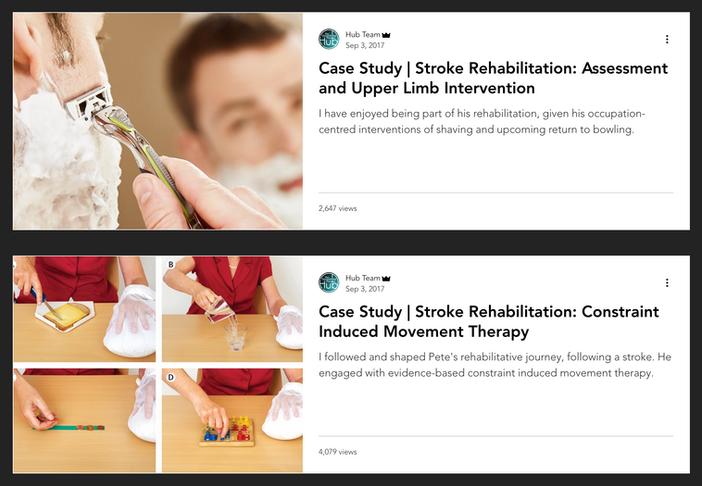 Case Studies (Articles)