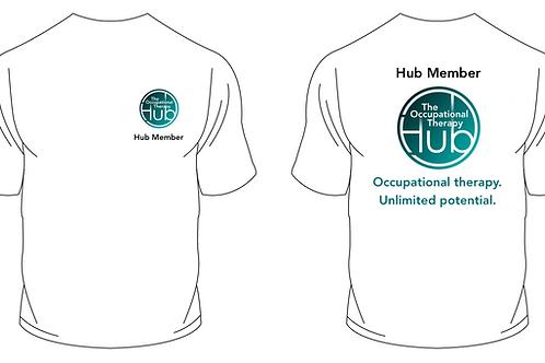 T-Shirt - Hub Member