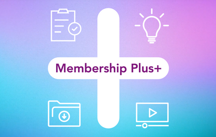 Upgrade to Membership Plus+