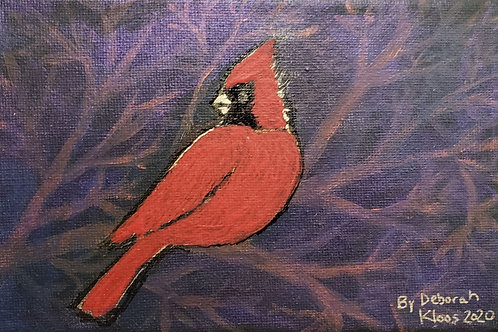 Cardinal in Glory