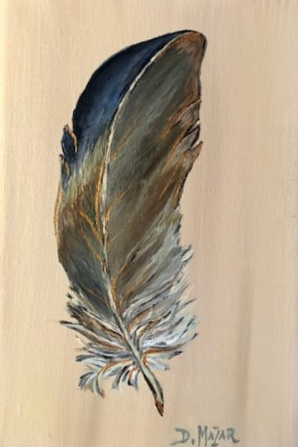 Feather #1