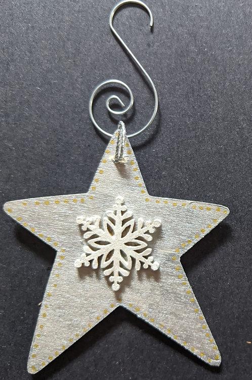 Asymmetrical Snowstar