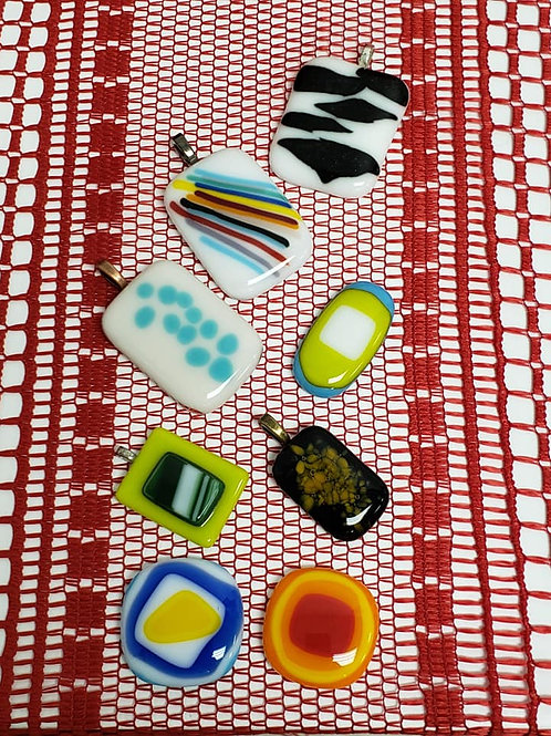 Fused Glass Class - Sep 19