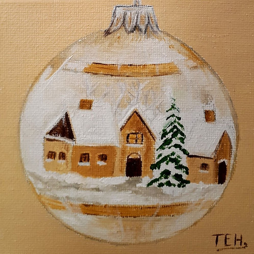 Town Ornament