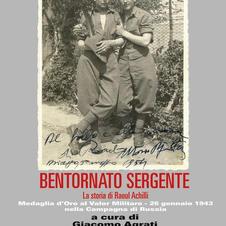 Bentornato Sergente - di Giacomo Agrati