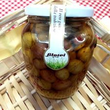 olive piccanti sott'olio