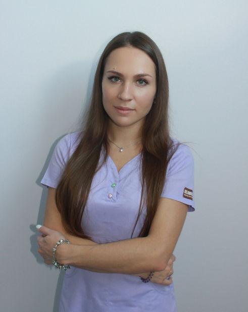 Стоматолог Пушкина Екатерина Игоревна