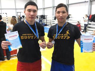 Команда масреслеров Якутского промышленного техникума стала серебряным призером соревнований