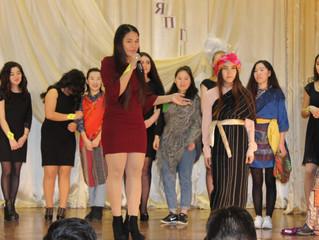 """""""Мисс ЯПТ"""": девушки Якутского промышленного техникума показали свои умения и таланты!"""