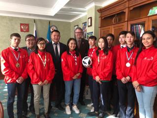 Якутия вошла в ТОП-15 регионов WorldSkills