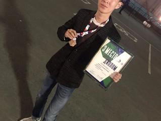 Геннадий Гаврильев - призер Финала VI Национального чемпионата «Молодые профессионалы» (WorldSkillsR