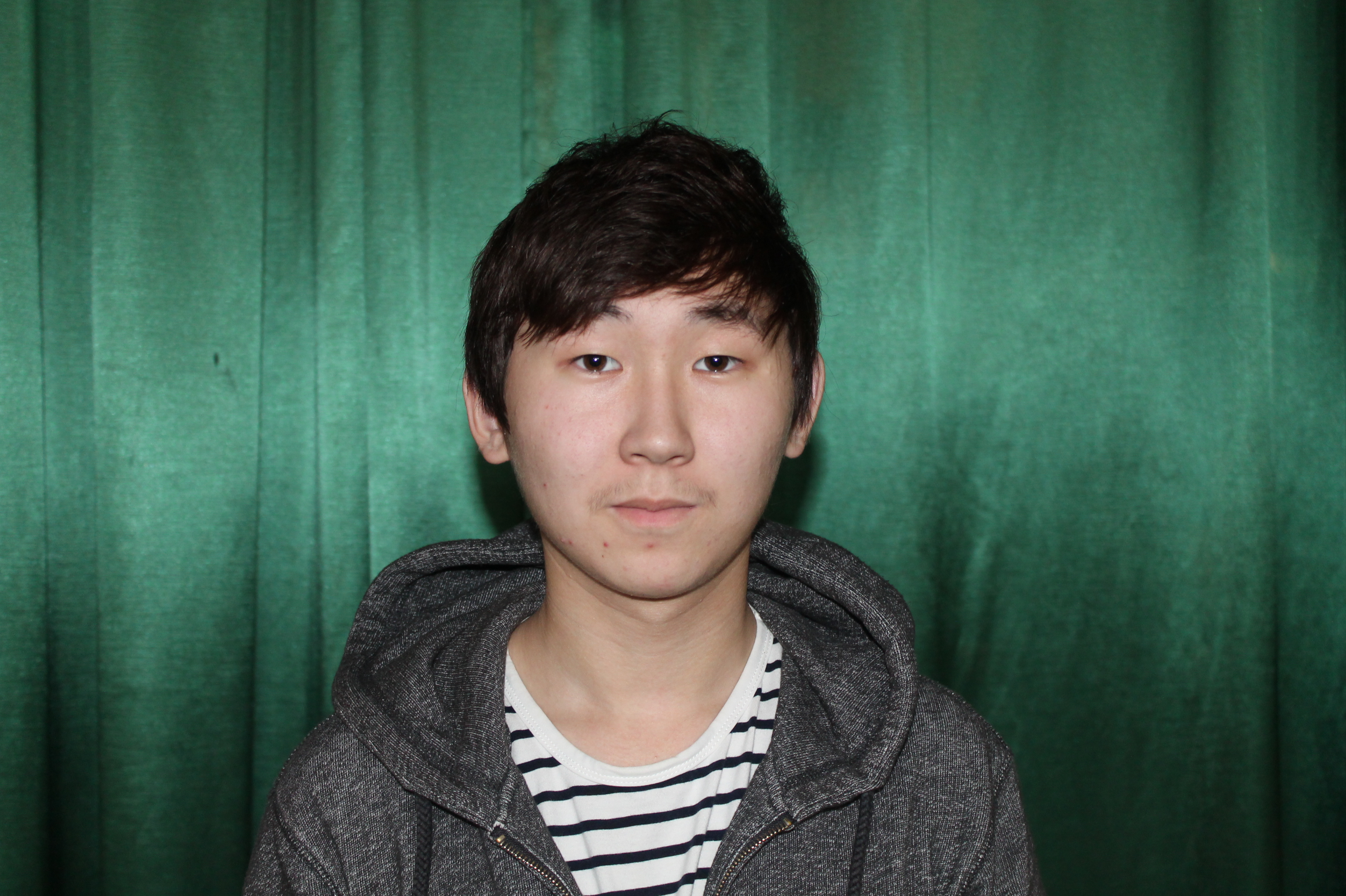 Сидоров Сергей, студент группы Ю-32