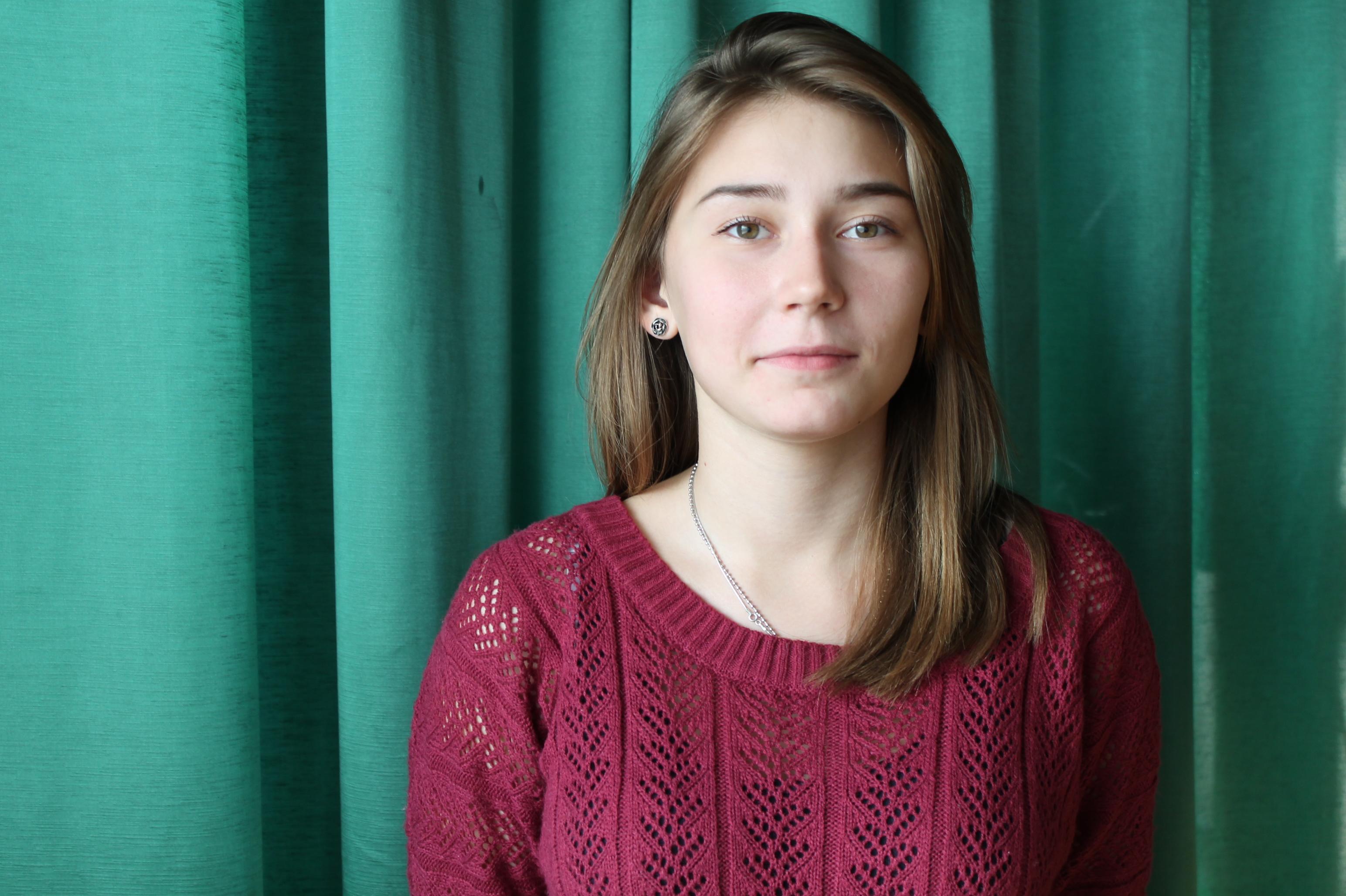 Курыло Галина, студентка Ю-32