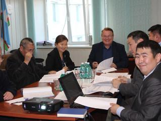 Состоялось первое заседание нового состава наблюдательного совета ГАПОУ Якутский промышленный техник