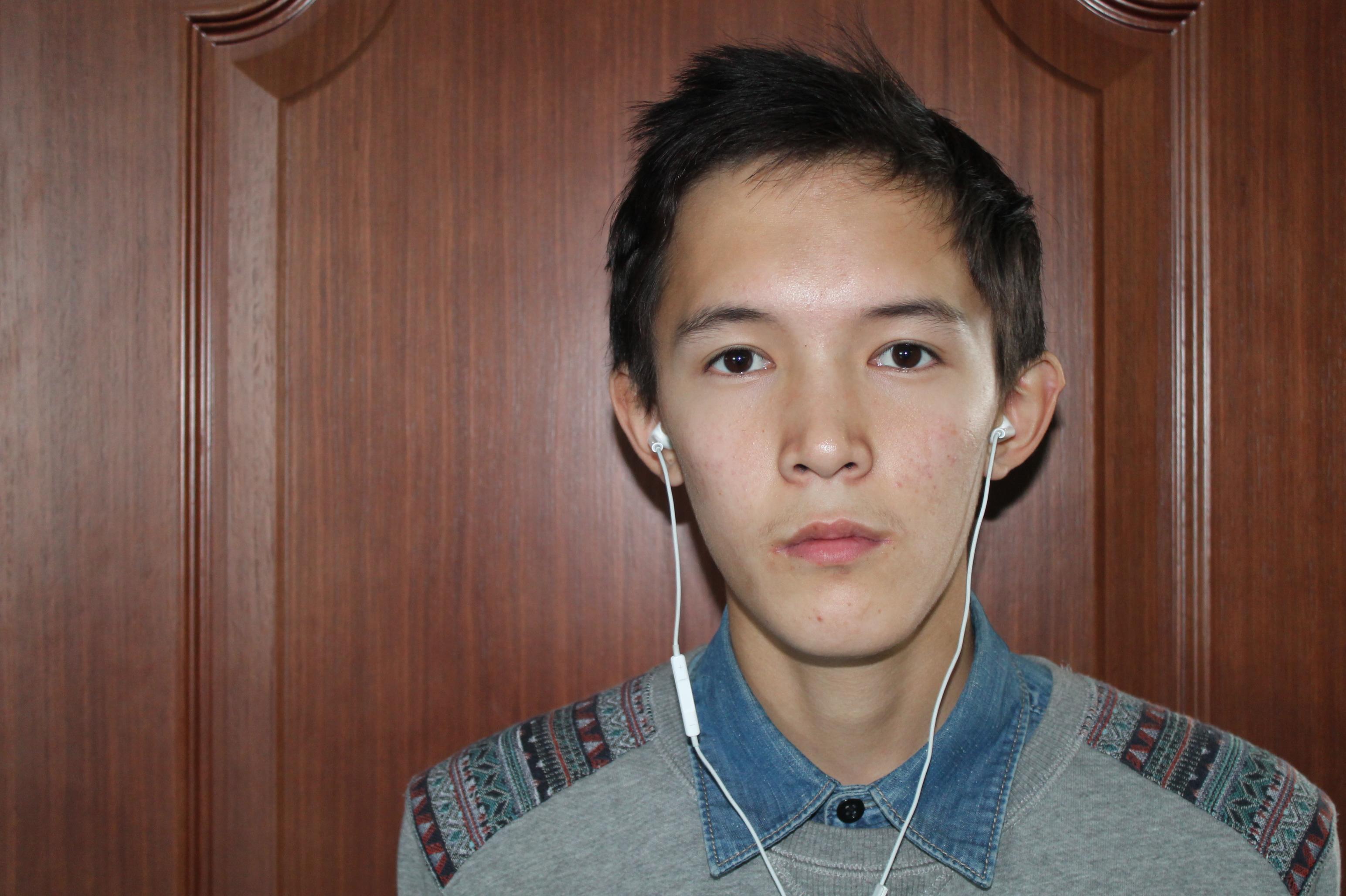 Пестерев Сарыал, студент СВМ-23
