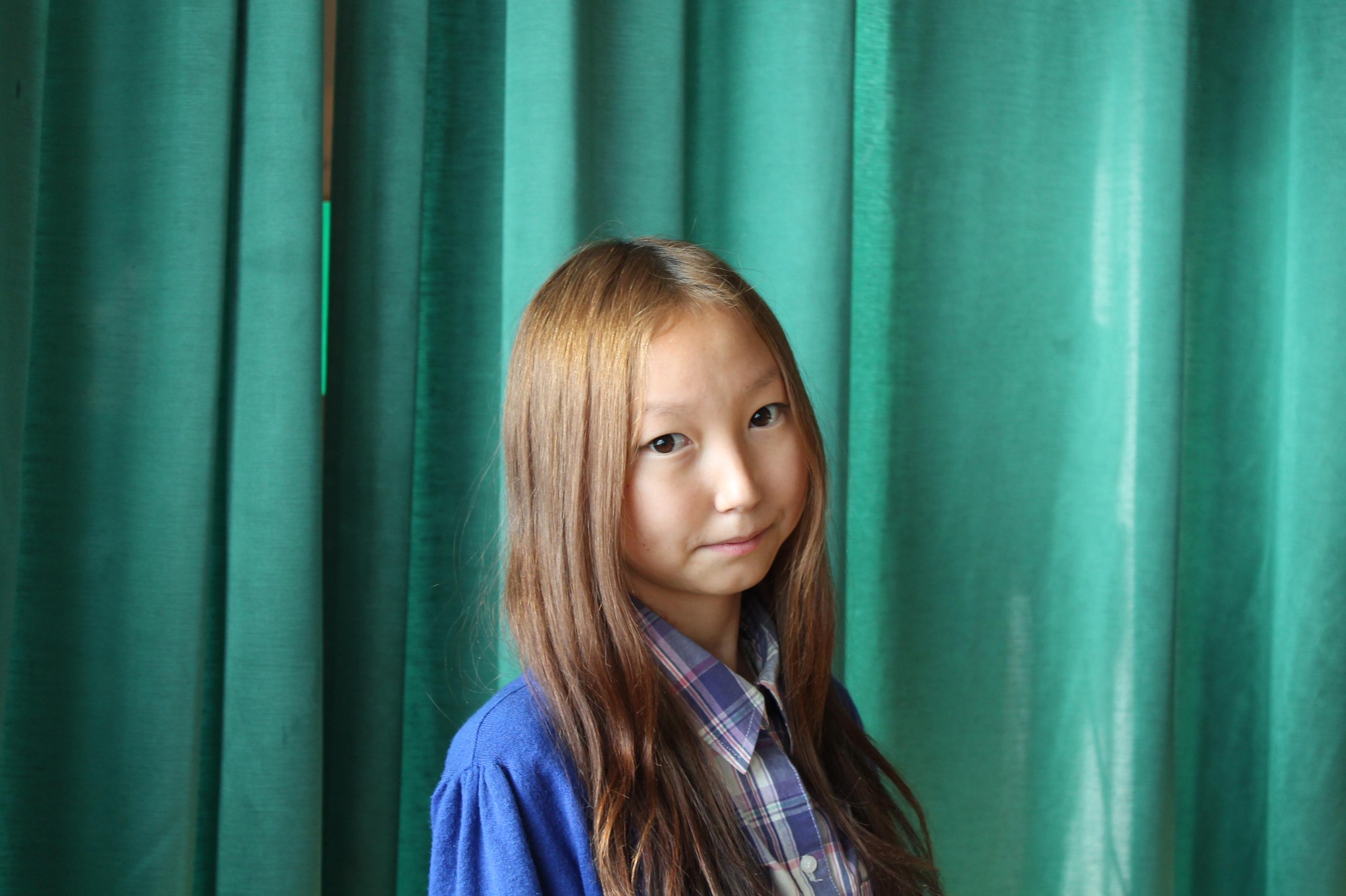 Филиппова Вероника, студентка Ю-32