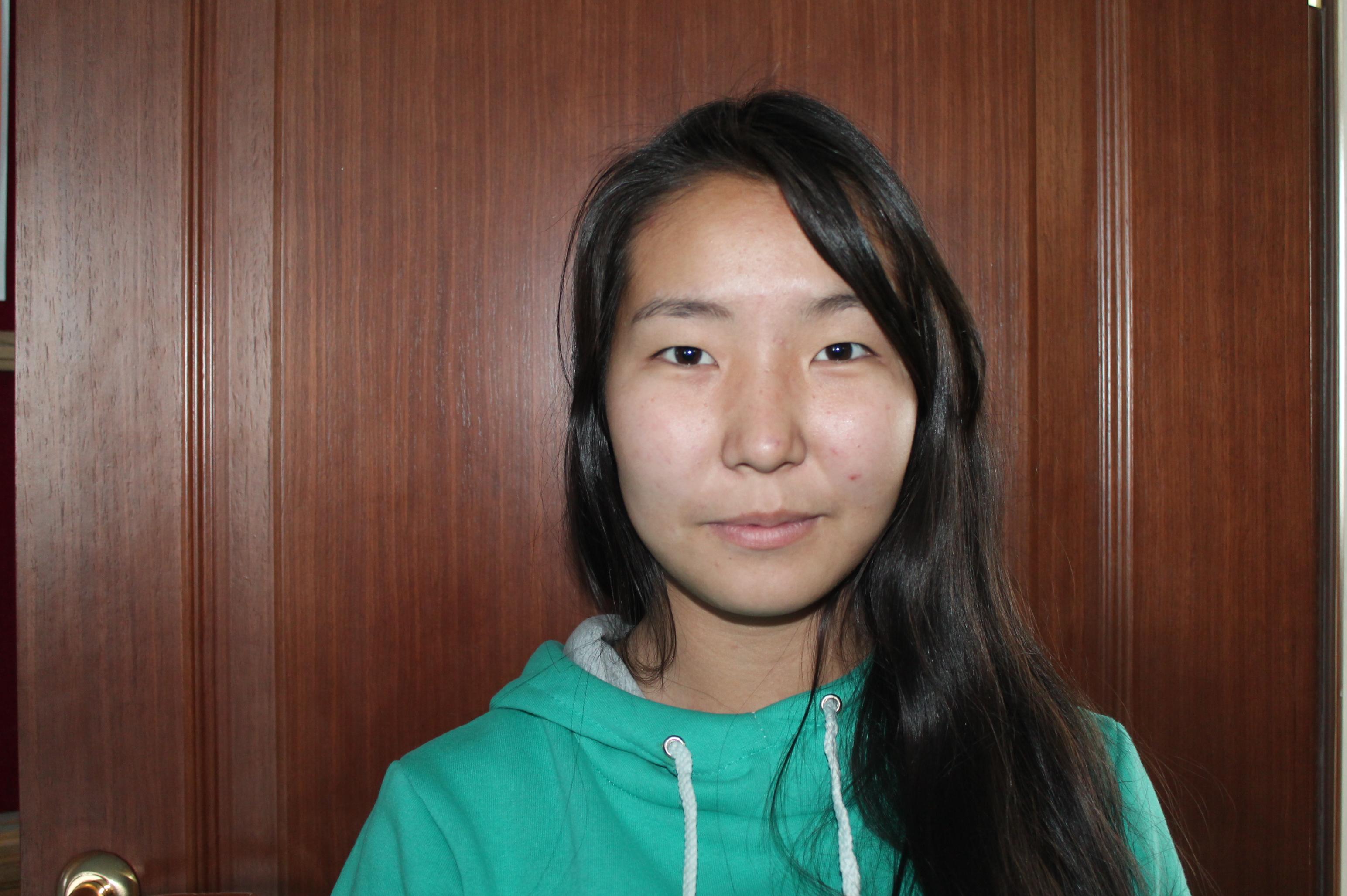 Осипова Виктория, студентка Ю-32