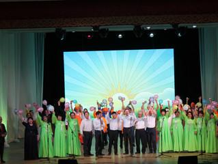Коллектив Якутского промышленного техникума принял активное участие на республиканском фестивале тру