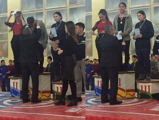 ЯПТ занял III место среди СПО по масрестлингу!