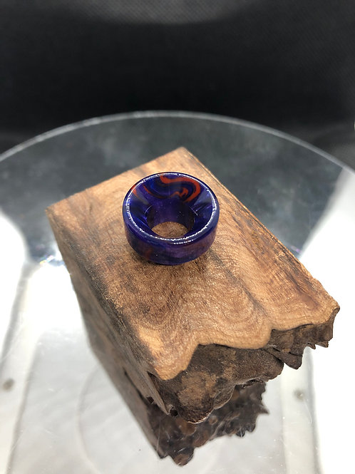 PURPLE, RED AND BLUE 810 WITH O RINGS