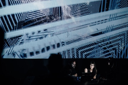 Press: MUTEK X Morié with Matt Henderson 2019