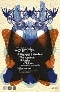 Quiet City - Merzbow - 2018